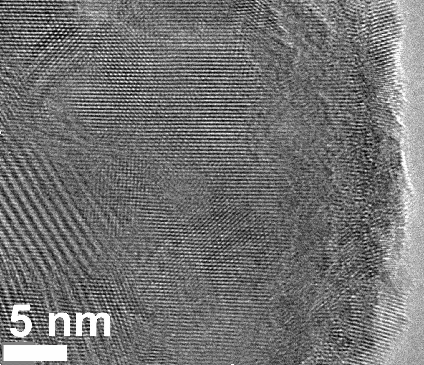 'Flashed' nanodiamonds are just a phase, research team finds