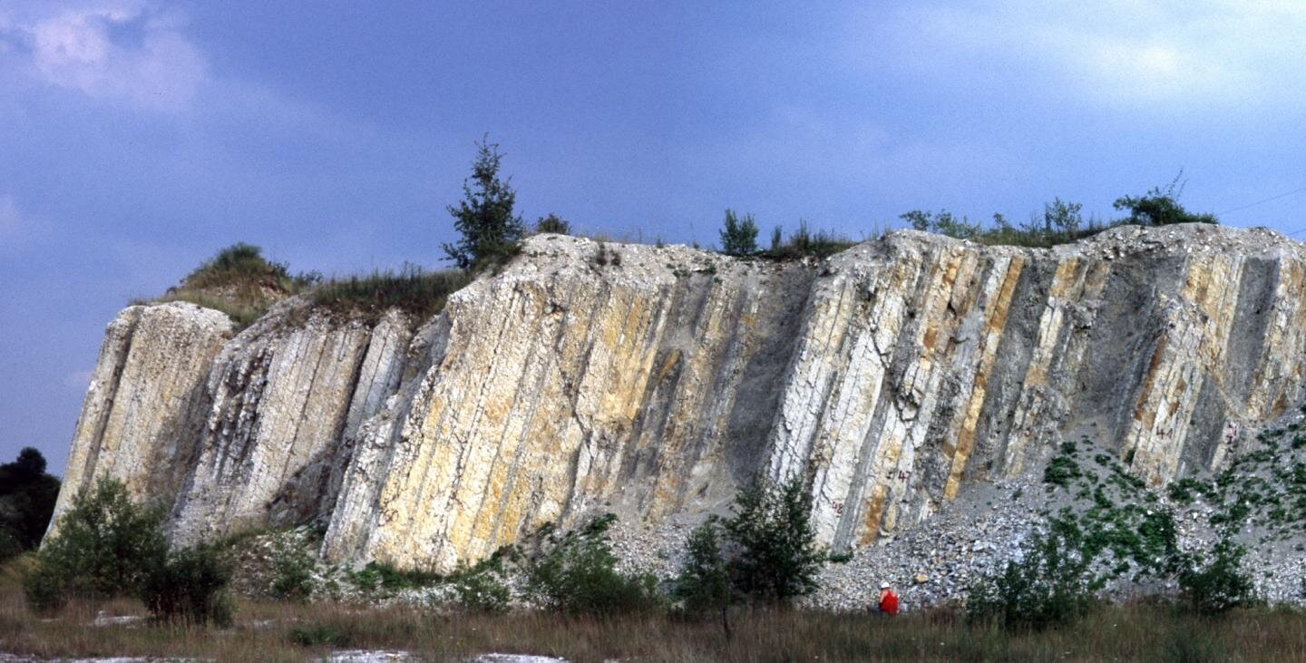 How an old quarry became a global geological reference point