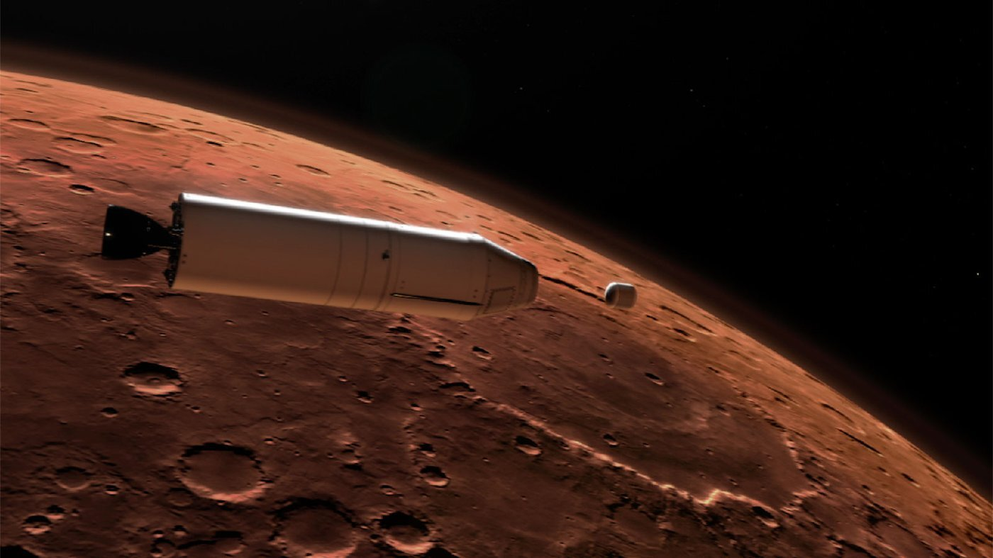 How Mars 2020 will help bring part of the red planet back to Earth