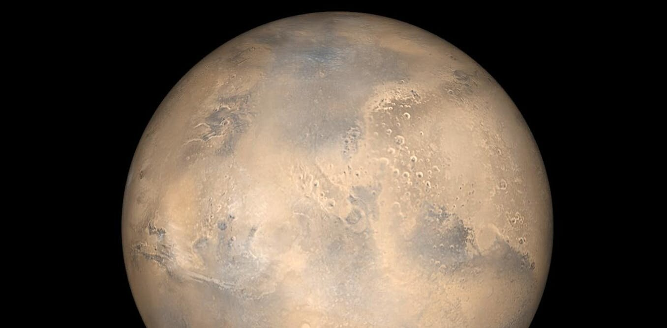 See the red planet in the sky the day NASA's Perseverance rover lands
