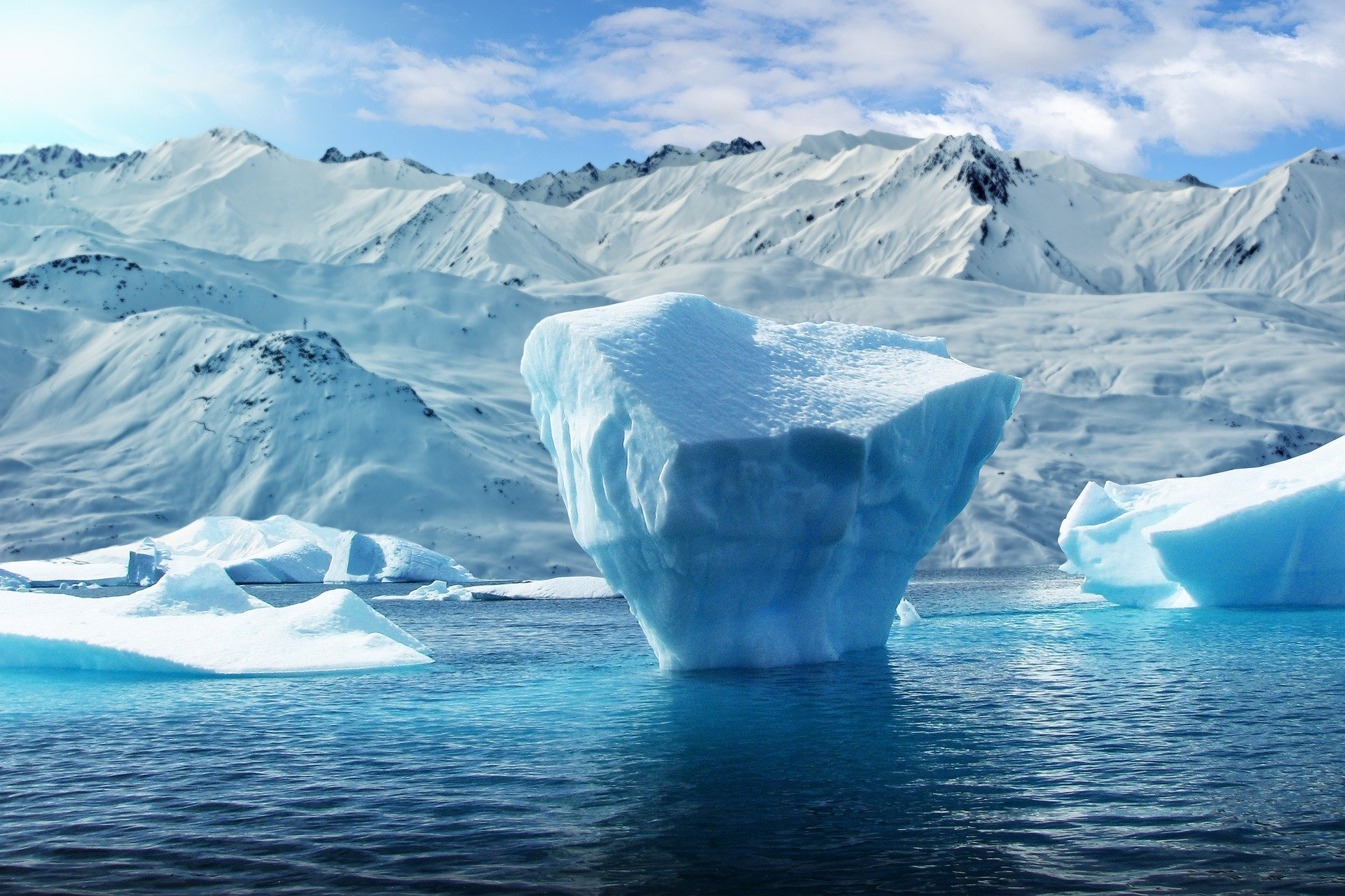 Scientists claim to have found the 'missing link' in the process that leads to an ice age on Earth.