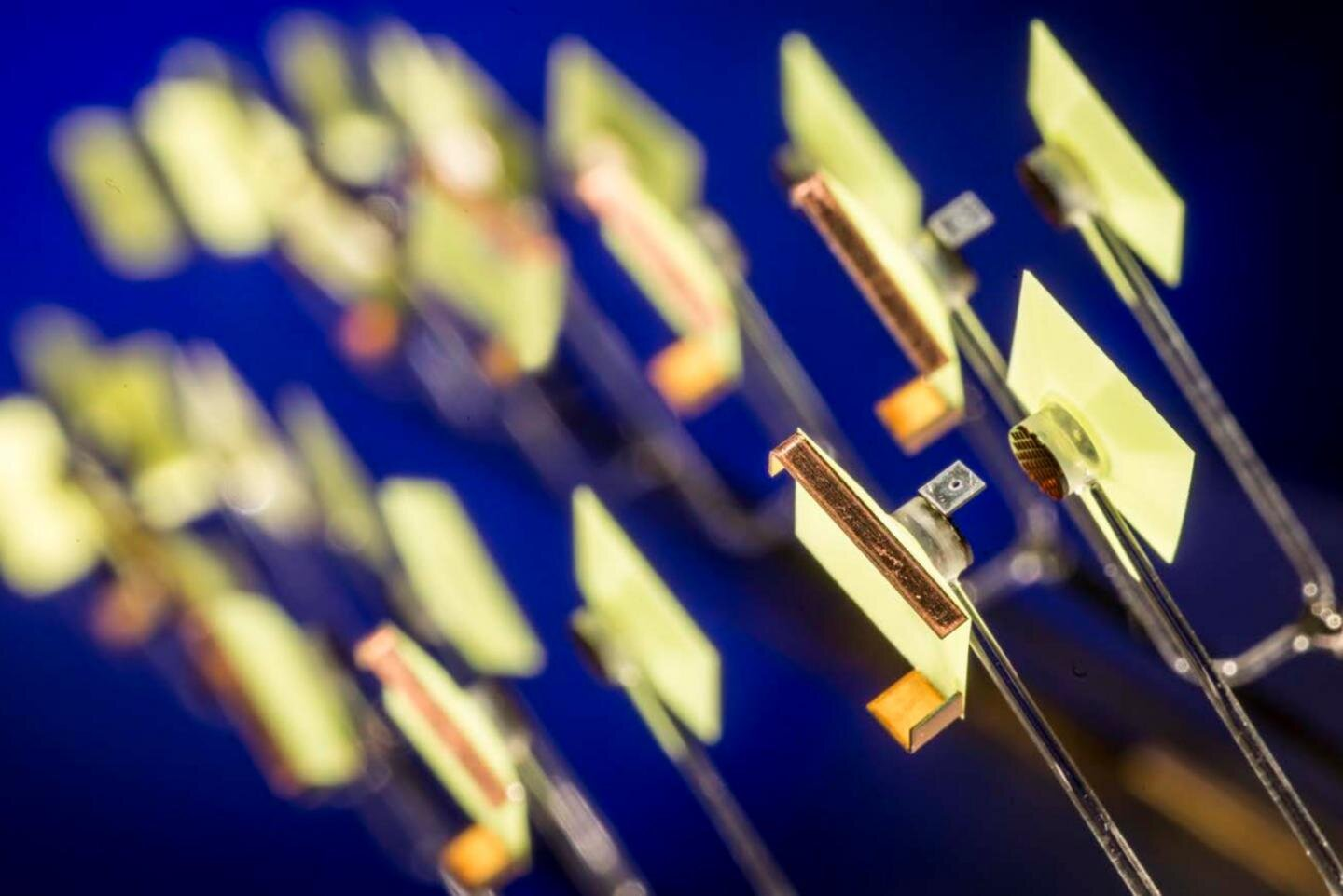 Laser-driven experiments provide insights into the formation of the un... image