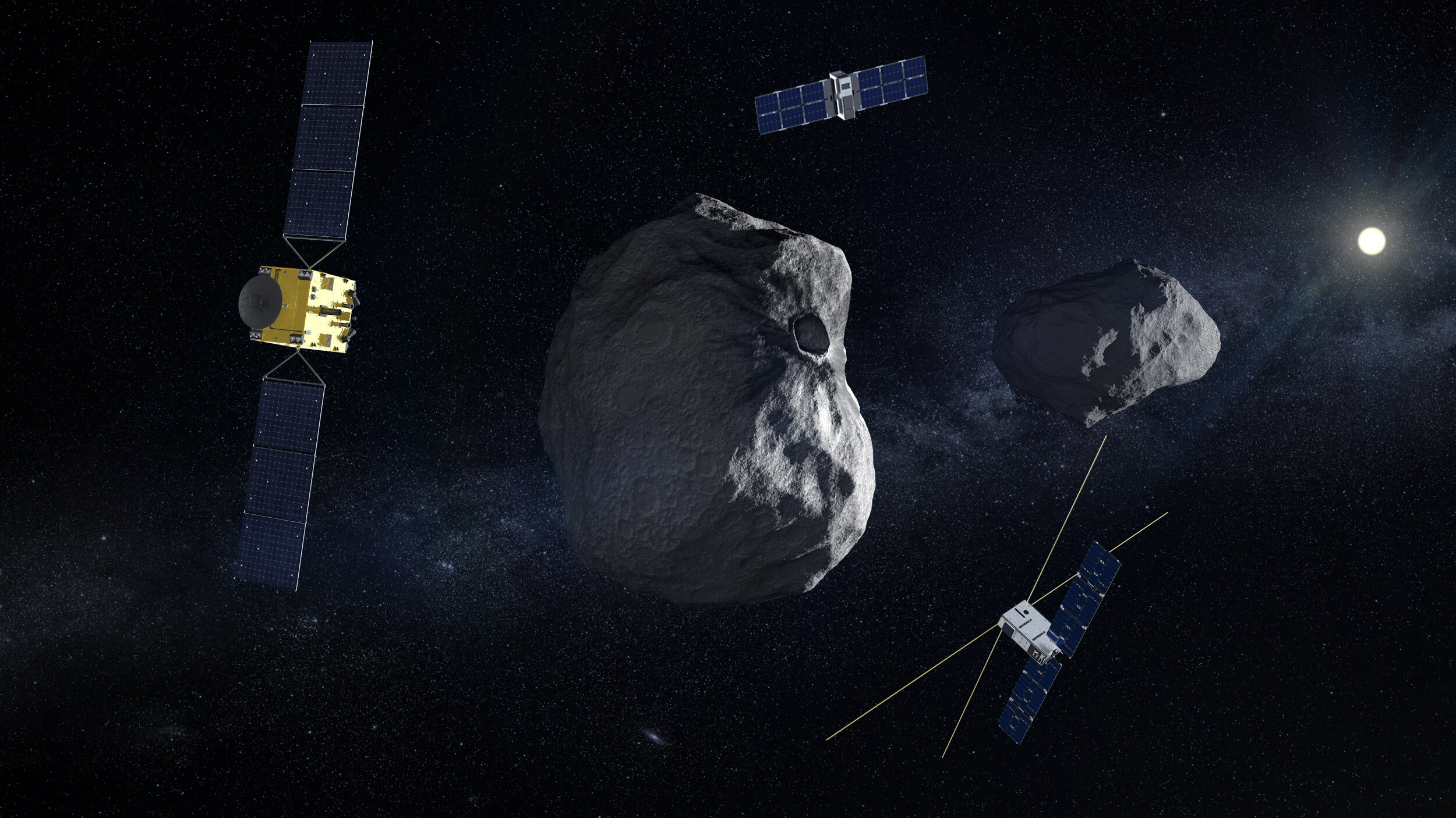 Lessons learned from a simulated asteroid strike