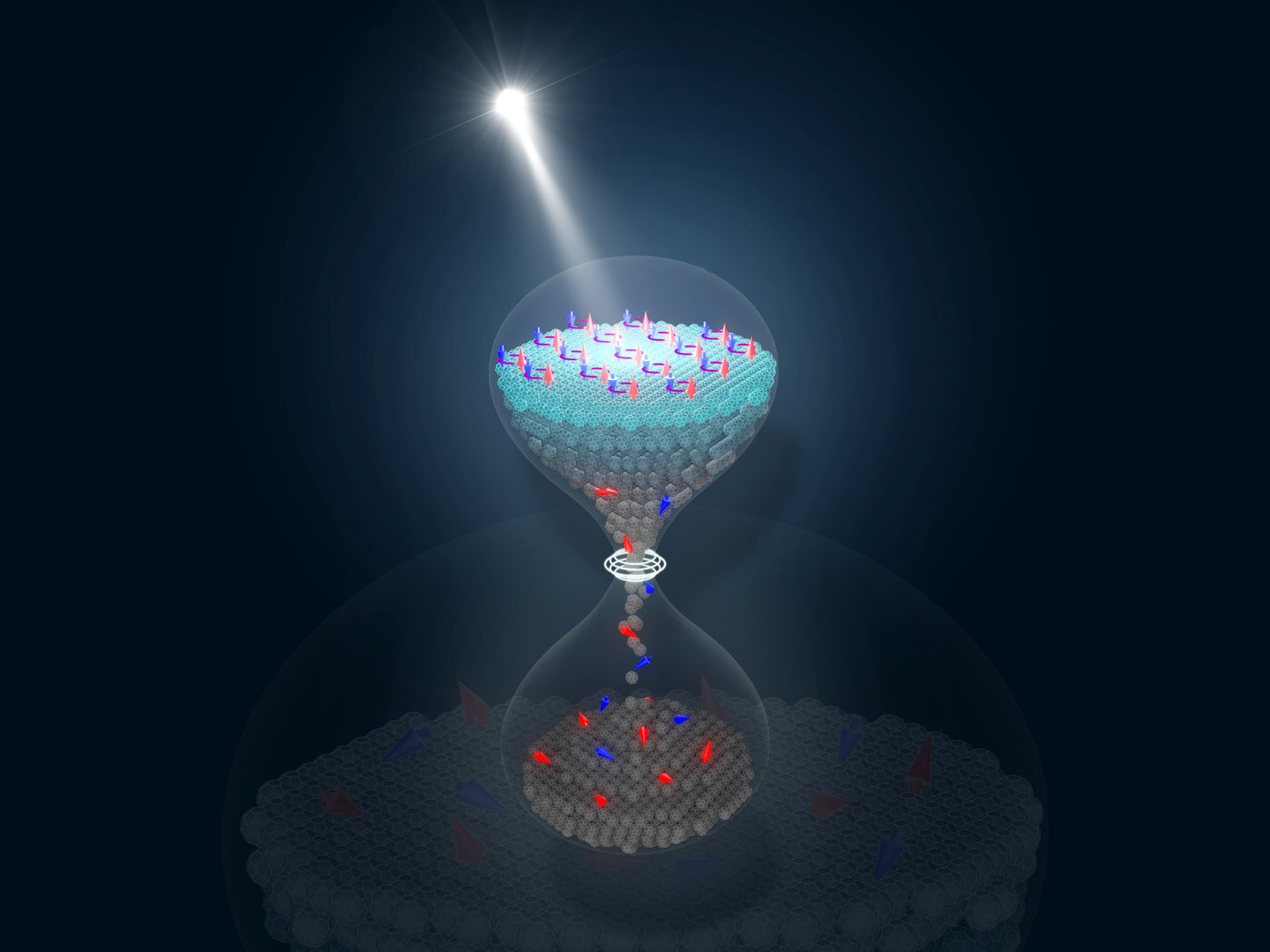 Long live superconductivity! Short flashes of light with sustaining impact