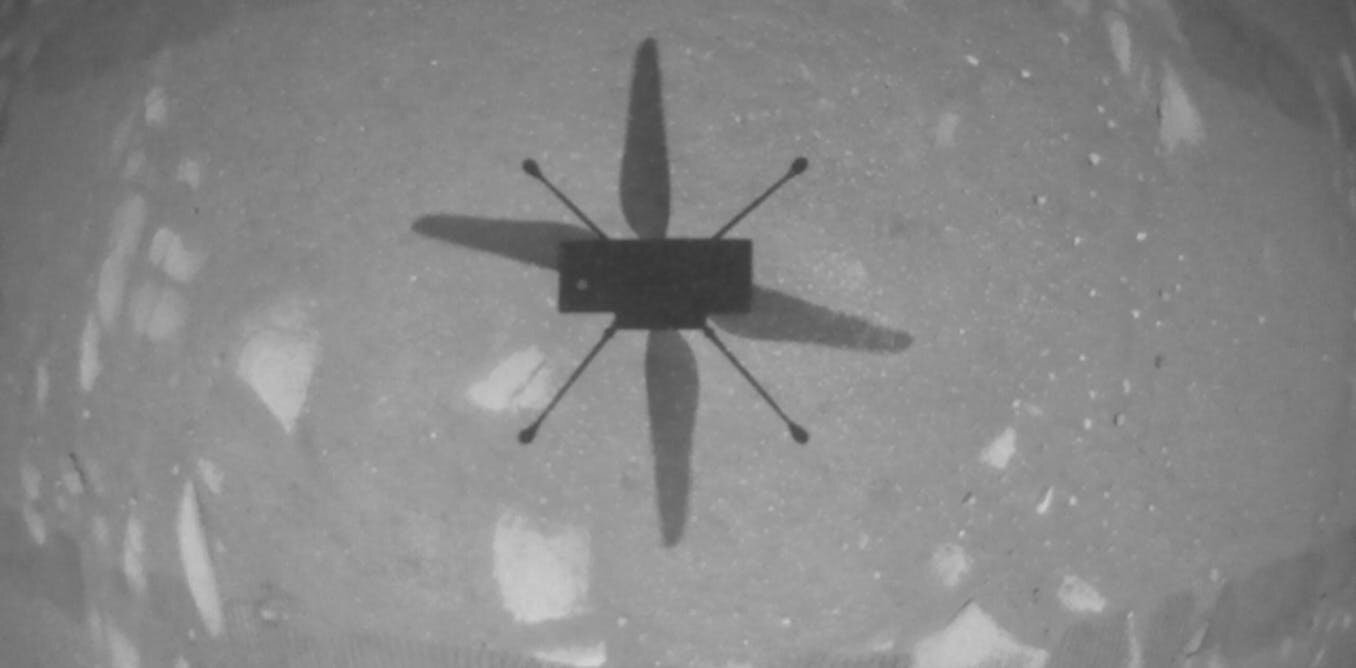 How Ingenuity helicopter made the first flight on another planet
