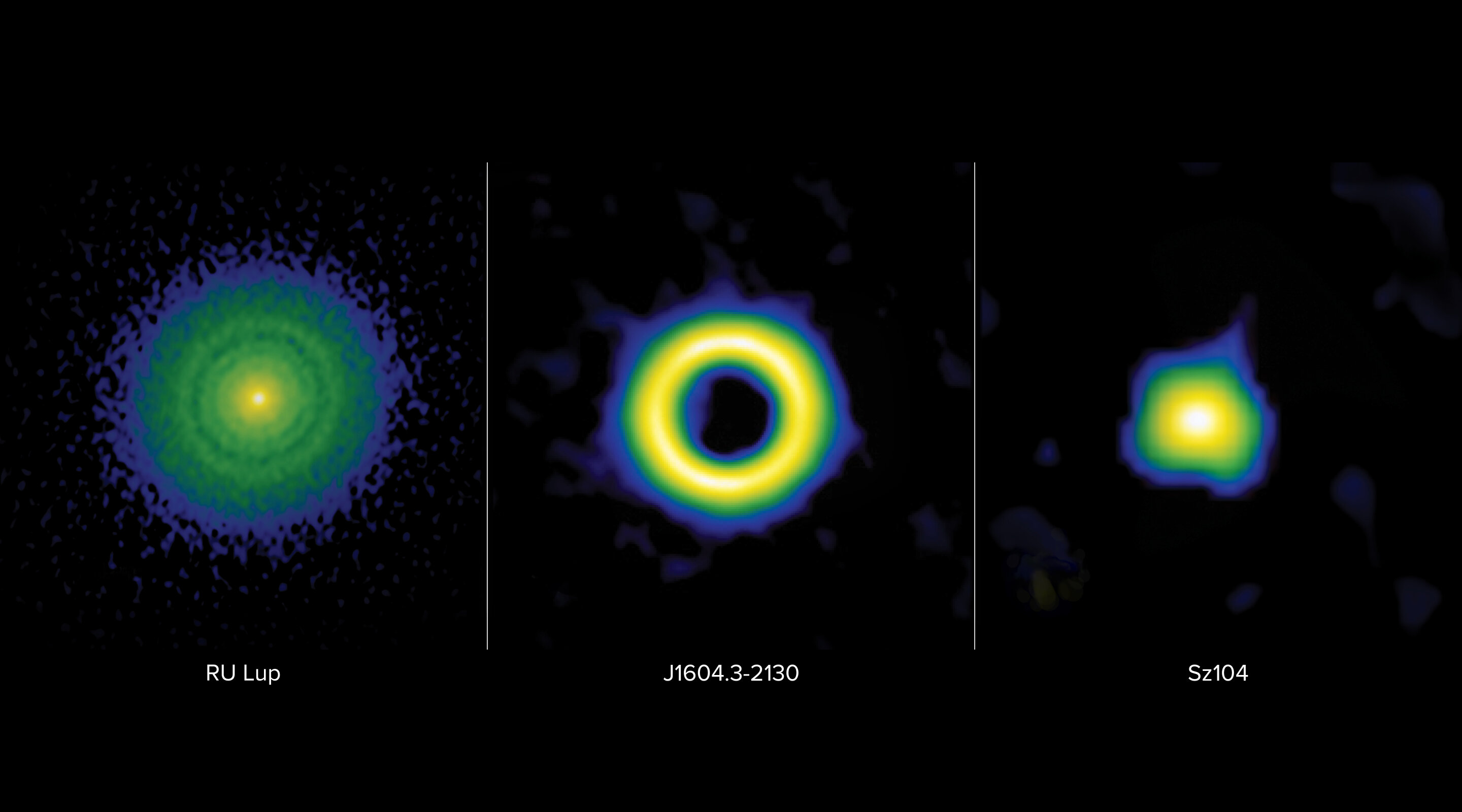 Mind the gap: Scientists use stellar mass to link exoplanets to planet-forming disks