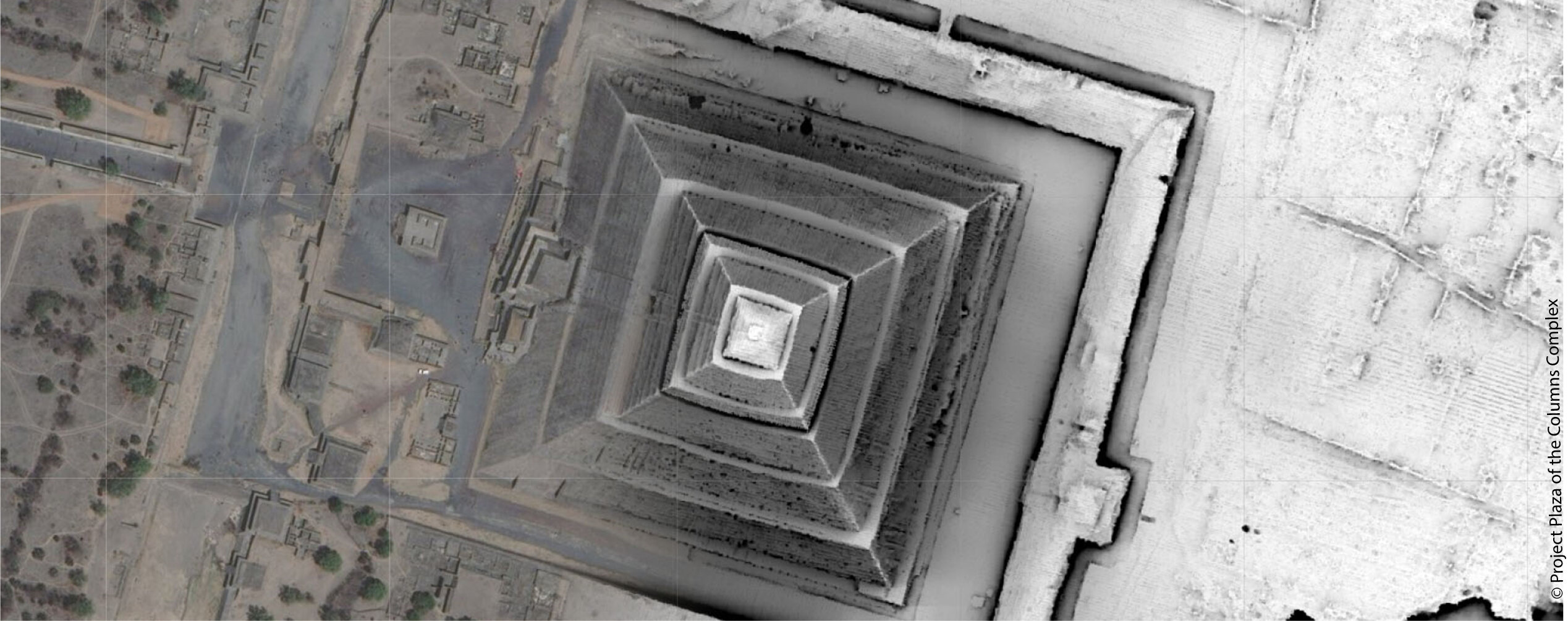 Modern activities follow the contours of ancient Teotihuacan - Phys.org