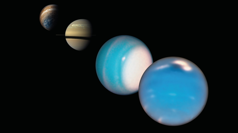 Mushballs stash away missing ammonia on Uranus and Neptune