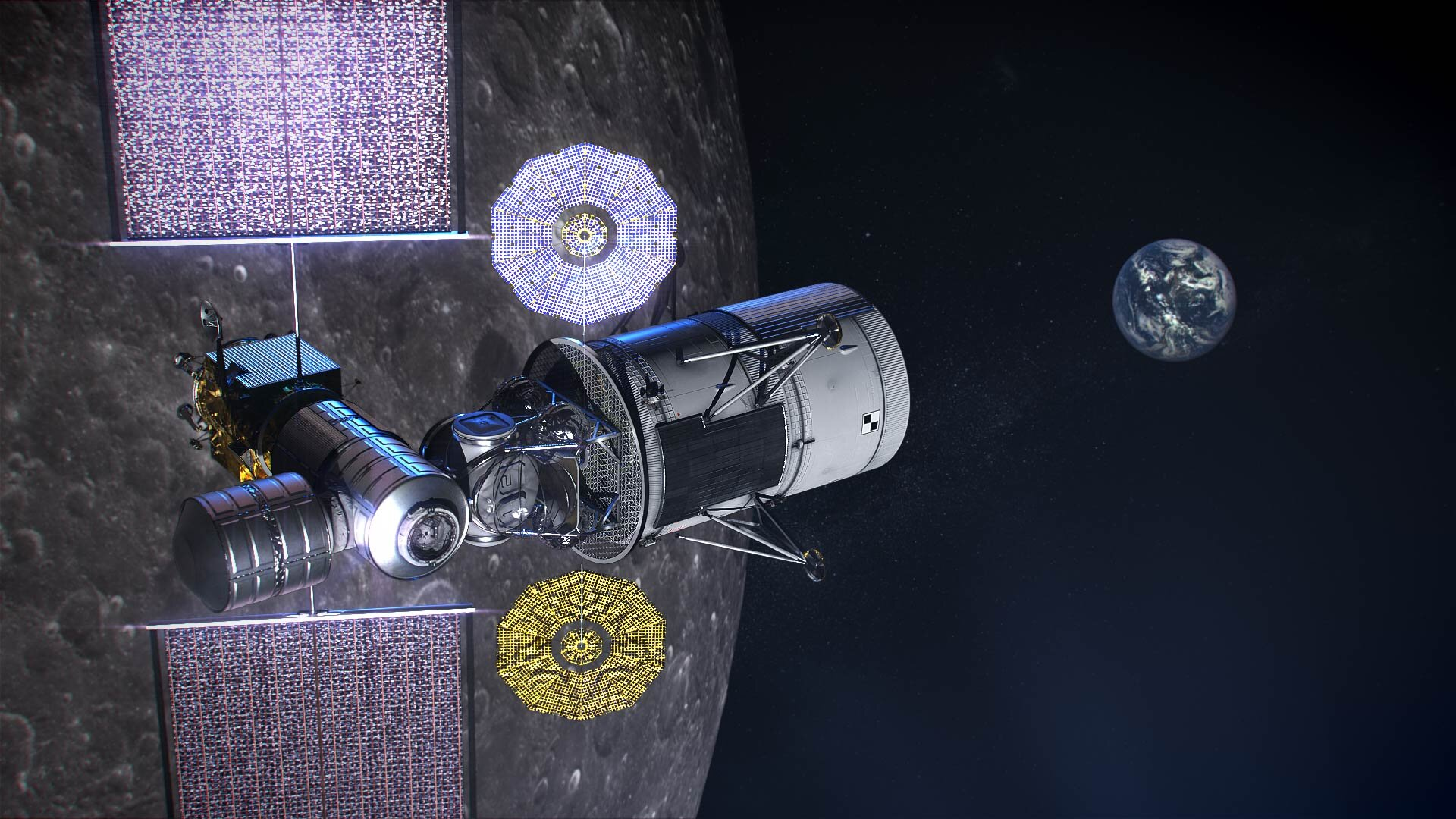 NASA engineers analyze navigation needs of Artemis moon missions