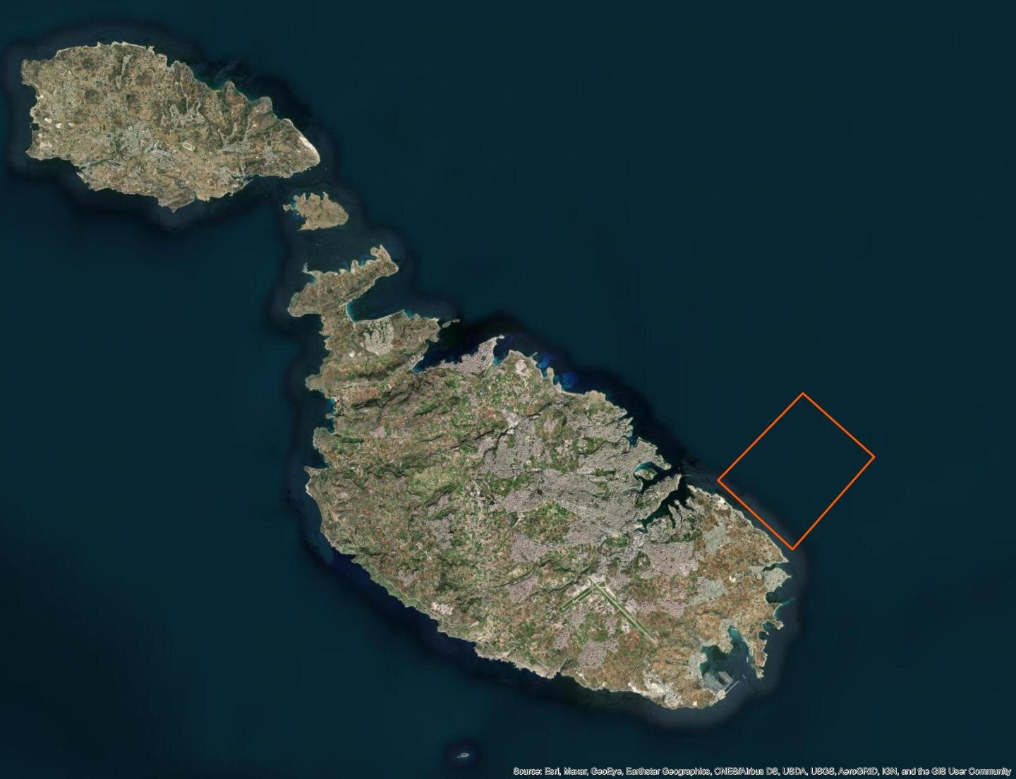 Strong indications of freshened groundwater offshore the Maltese Islands