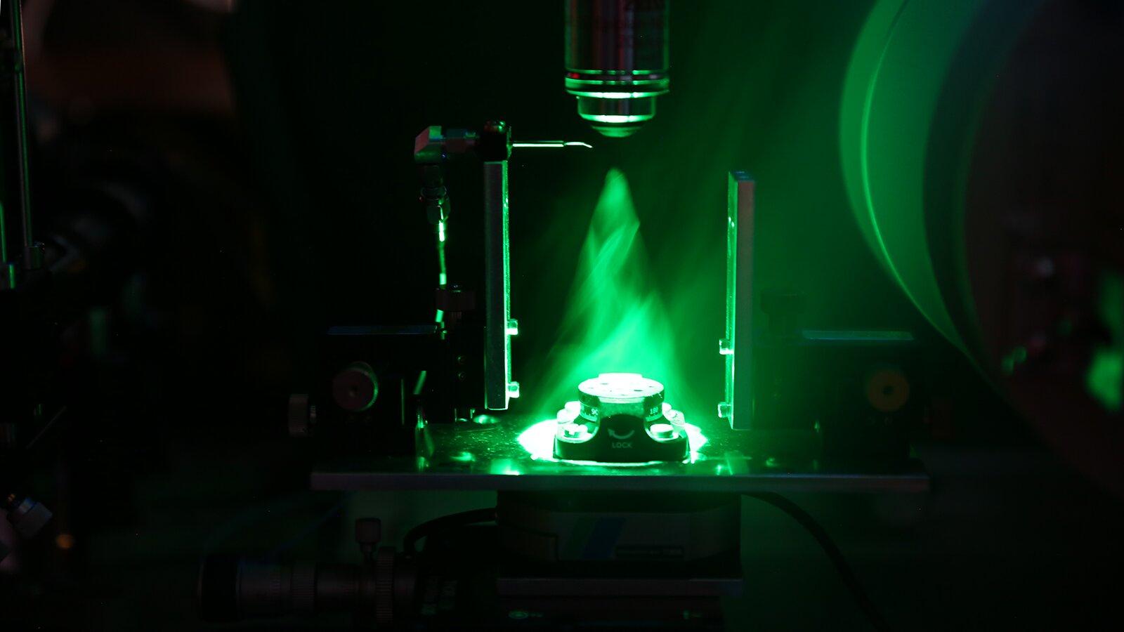 New nanoscale device for spin technology