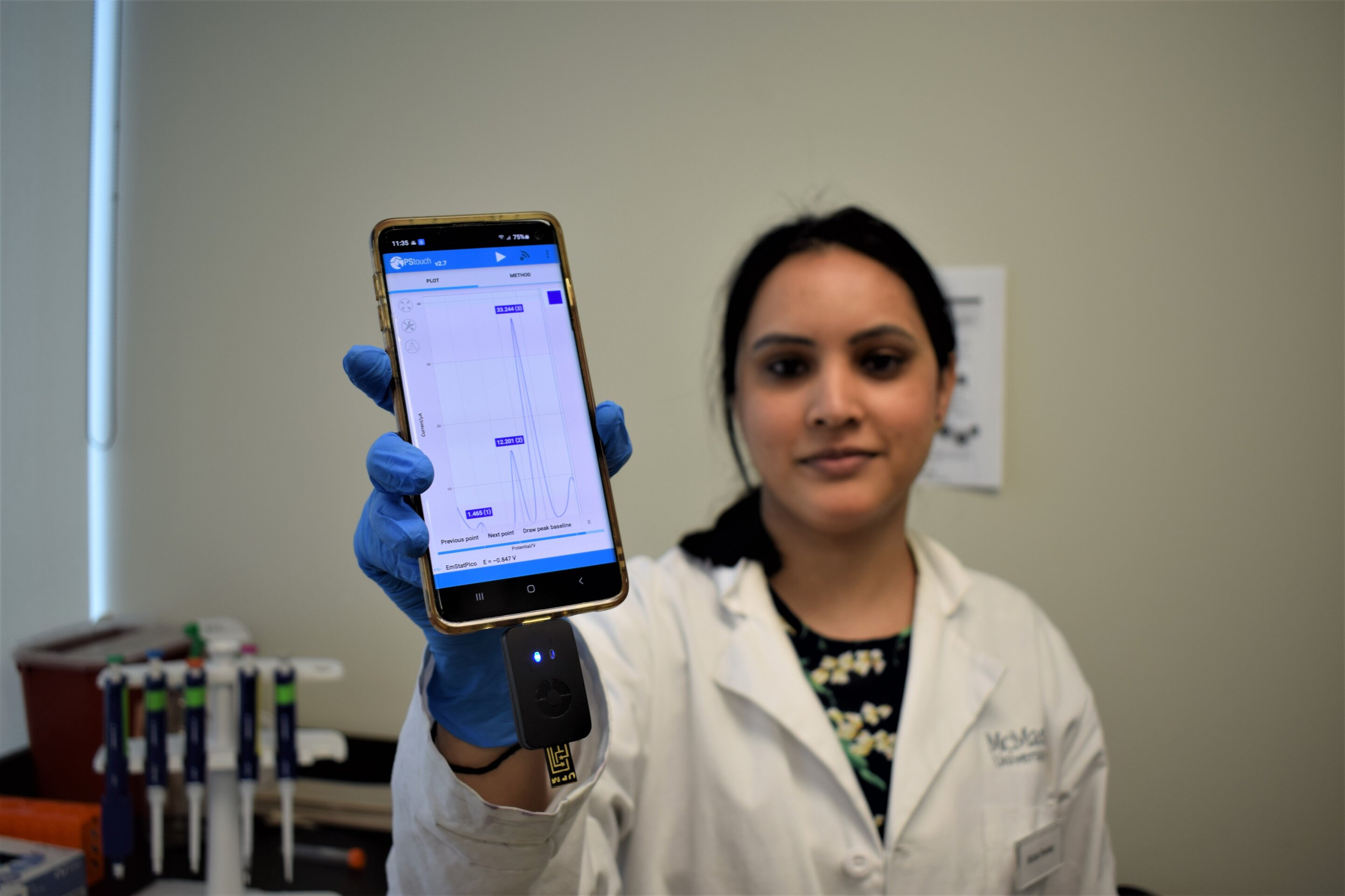 No lab required: New technology can diagnose infections in minutes - Phys.org