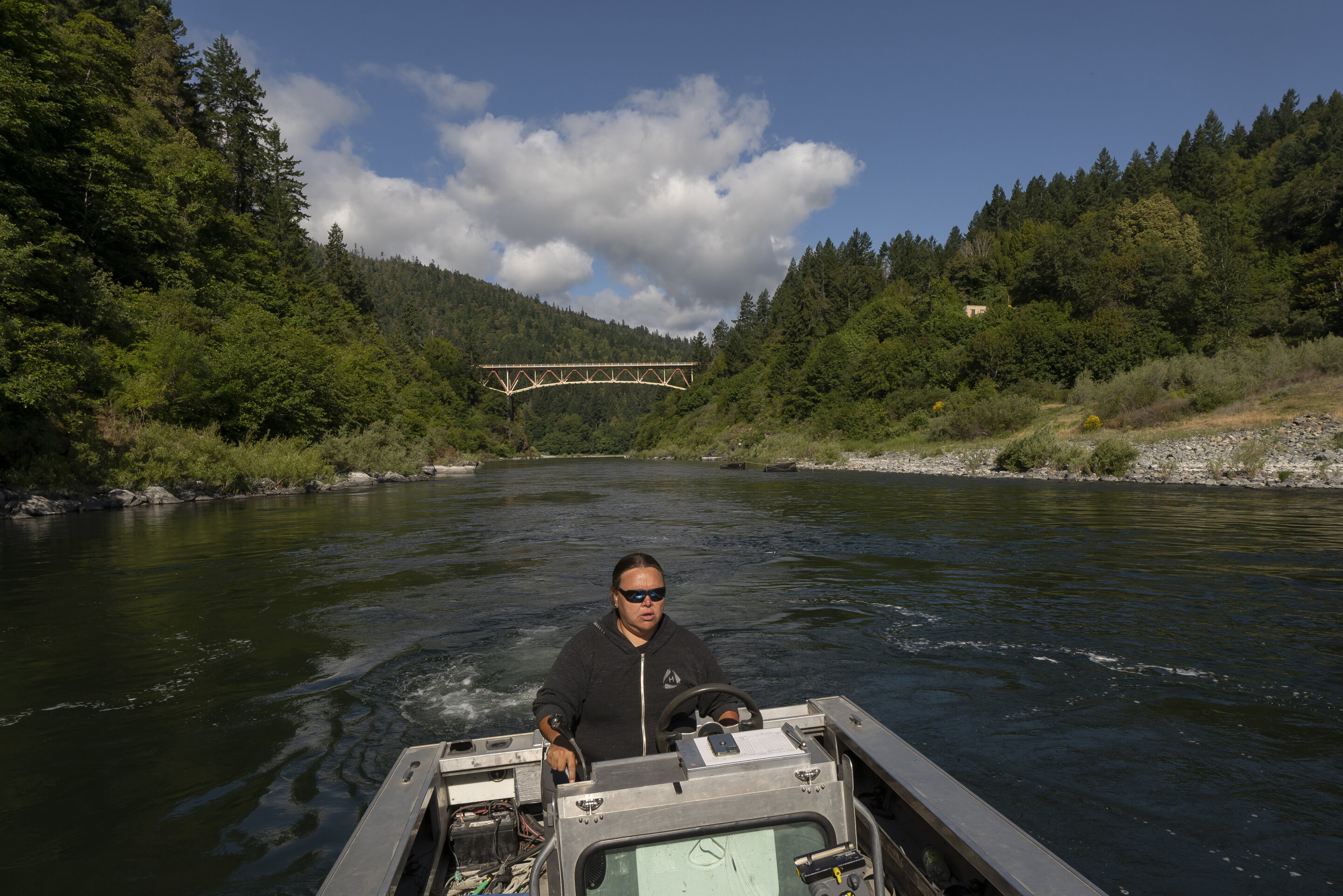 'Nobody's winning' as drought upends life in US West basin