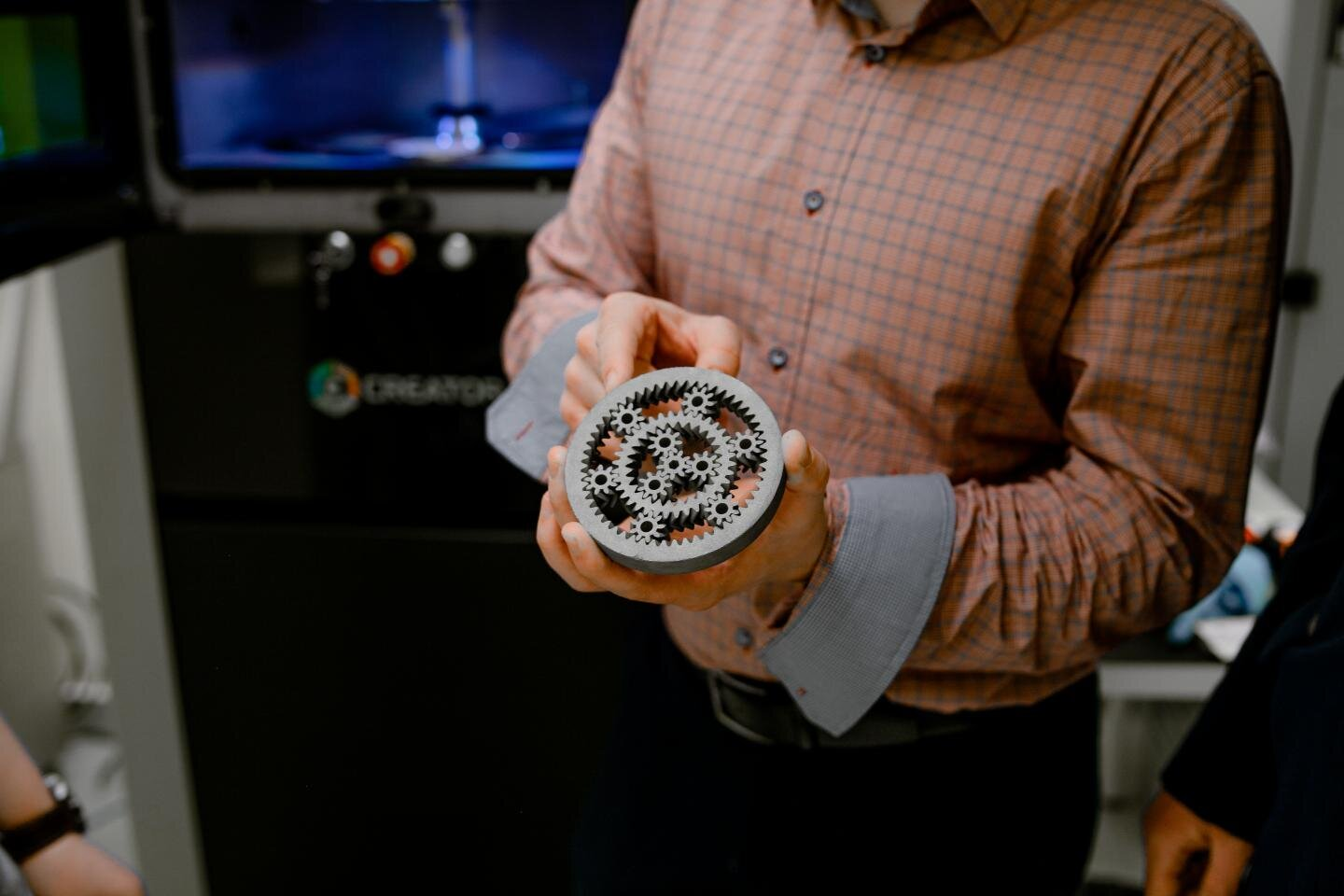 Physicists print magnets with a 3D printer