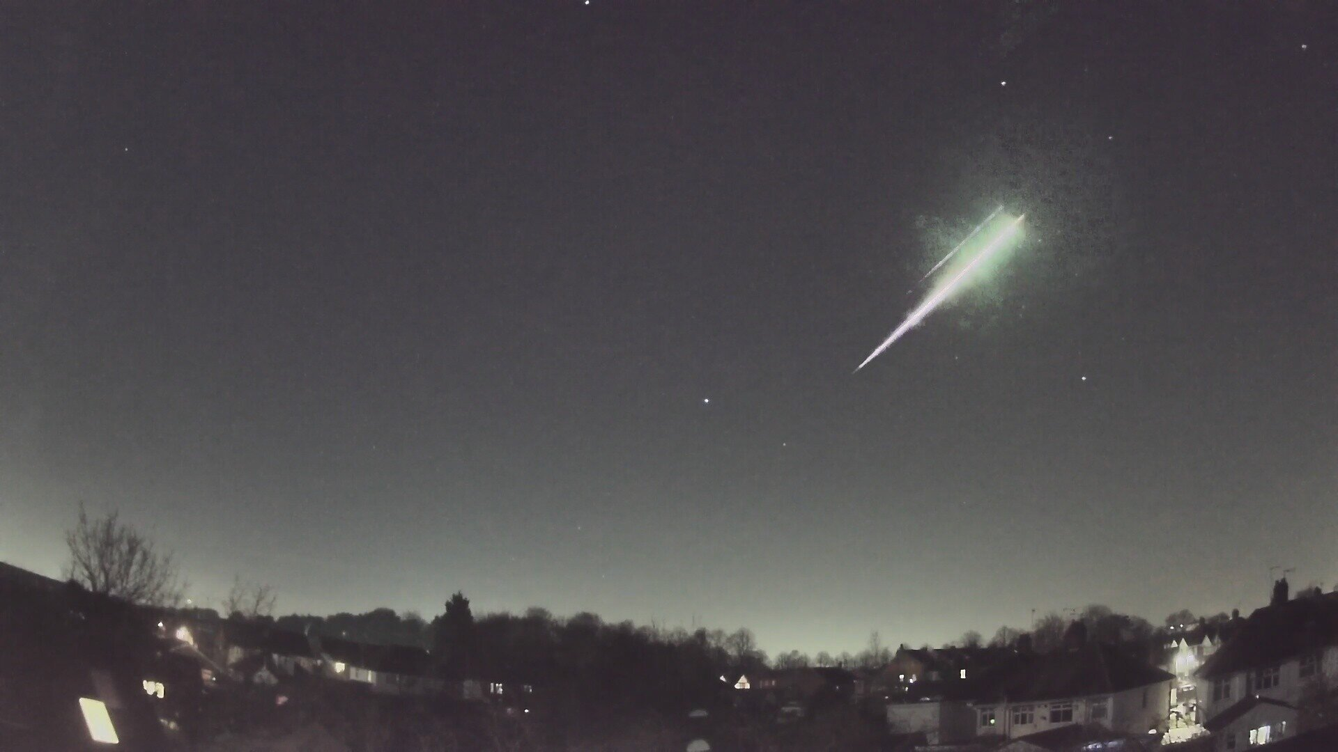 Rare meteorite recovered in UK after spectacular fireball
