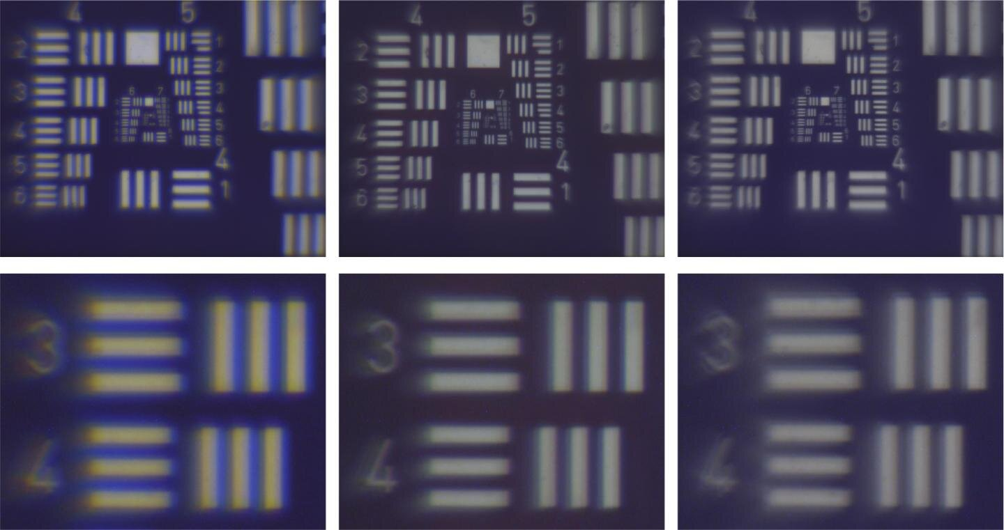 Researchers 3D print complex micro-optics with improved imaging performance