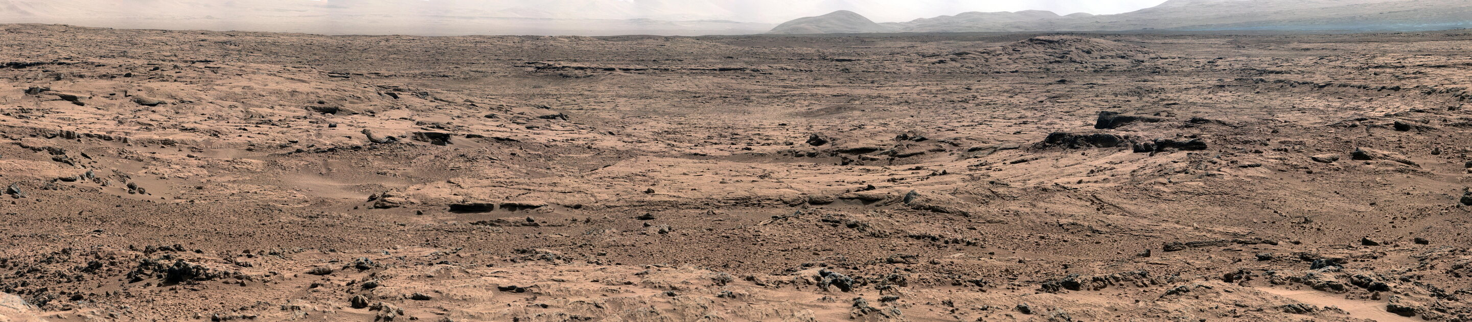 Rocks show Mars once felt like Iceland