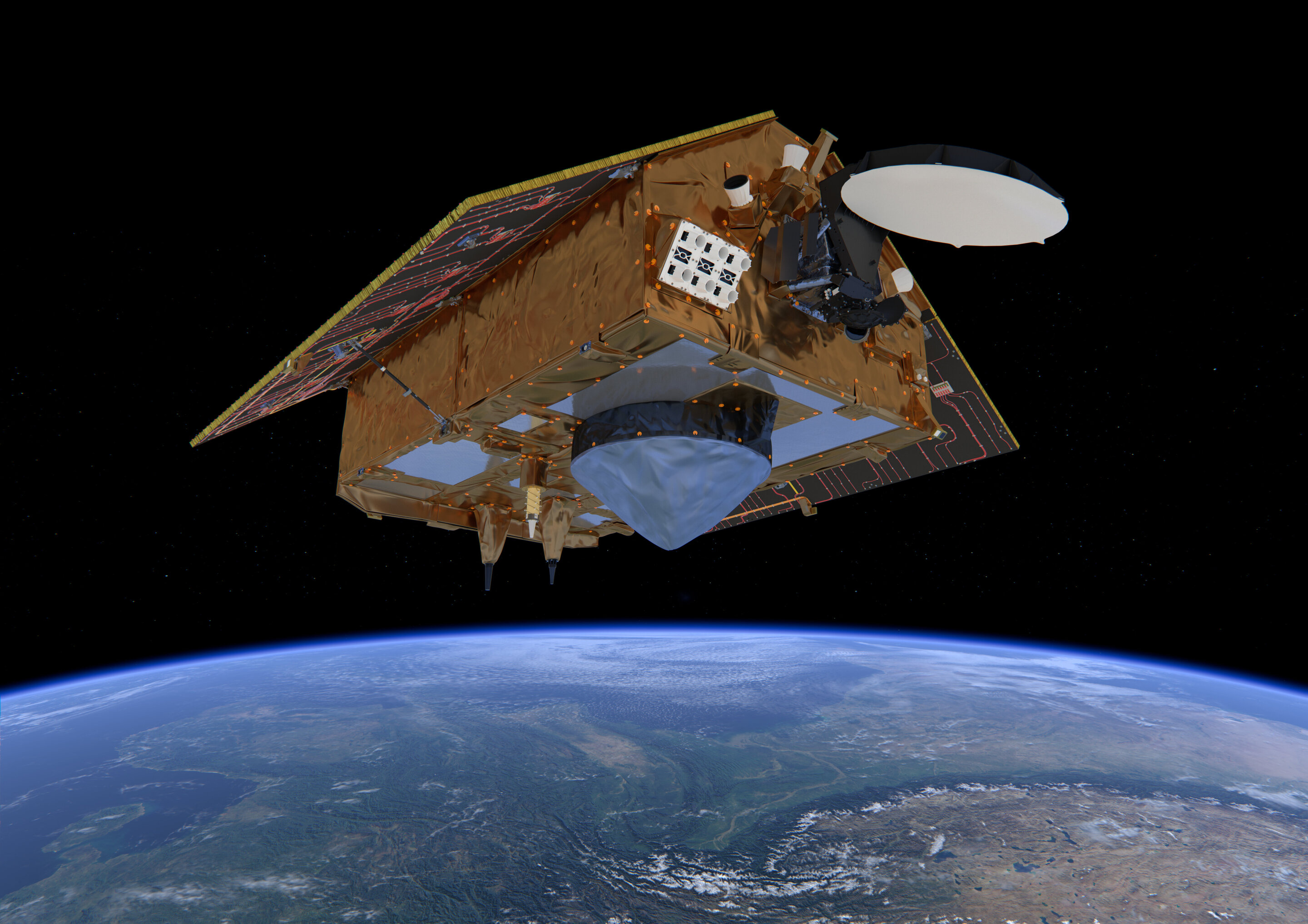 Sentinel-6 passes in-orbit tests with flying colors