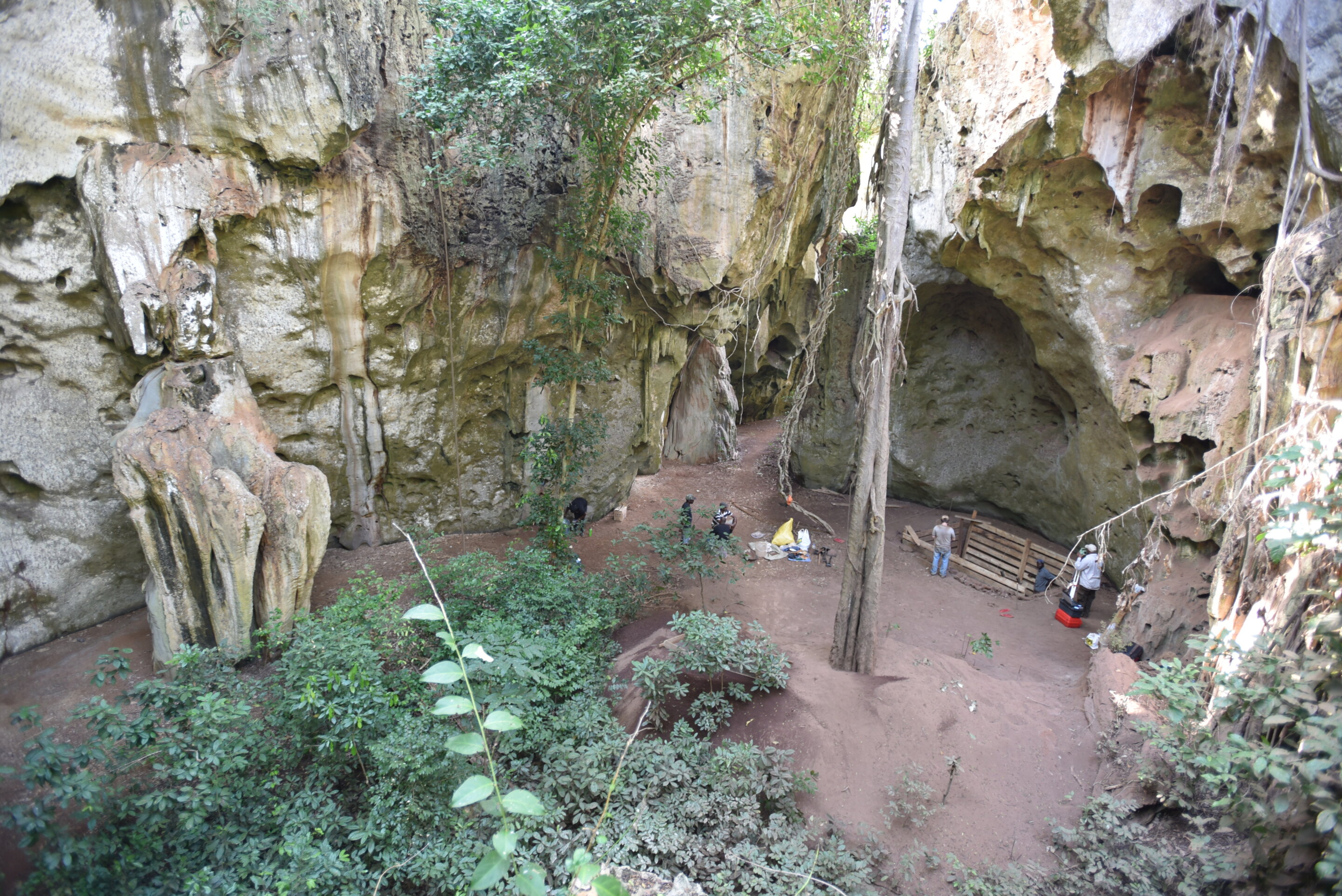 The oldest human burial in Africa uncovered
