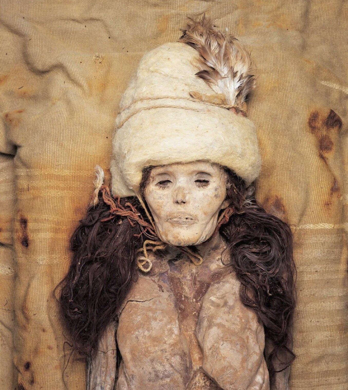 The surprising origins of the Tarim Basin mummies