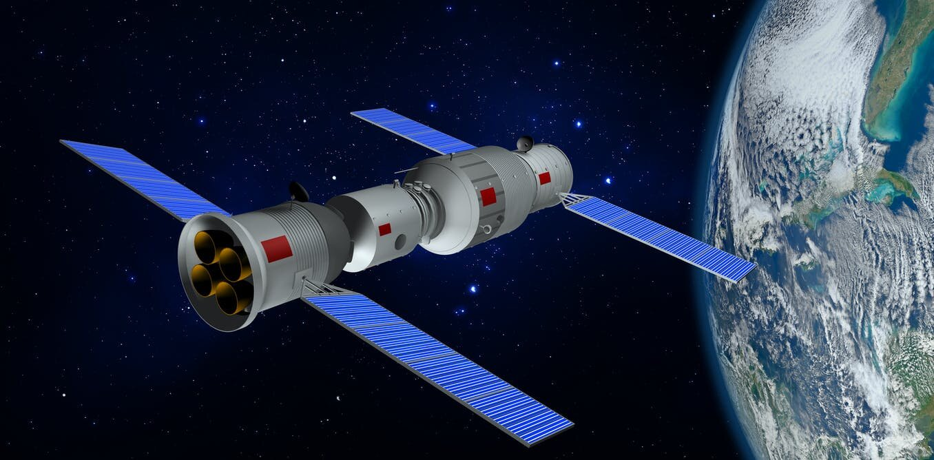 Tiangong: China may gain a monopoly on space stations—here's what to expect