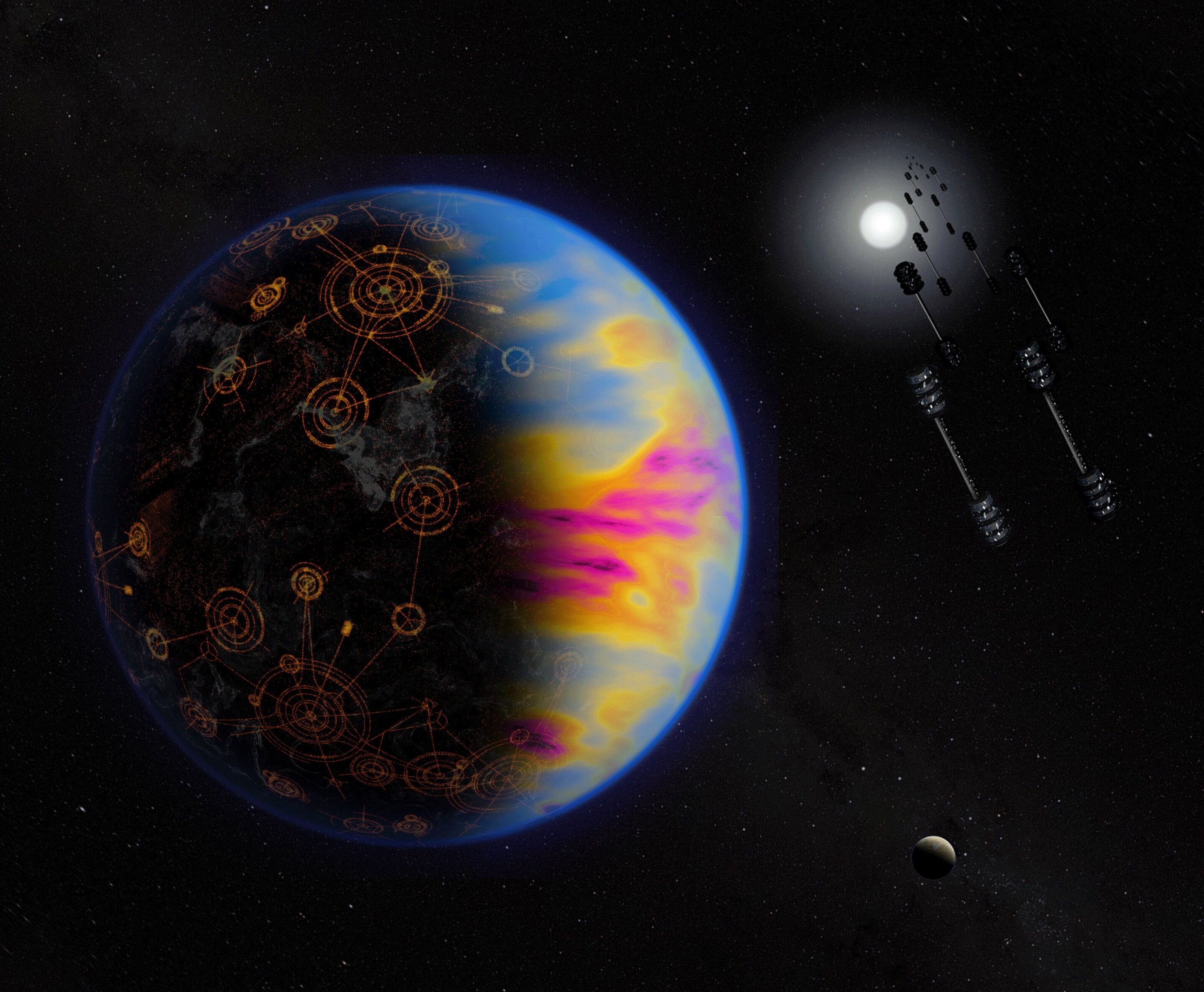 To find an extraterrestrial civilization, pollution could be the solution, NASA study suggests