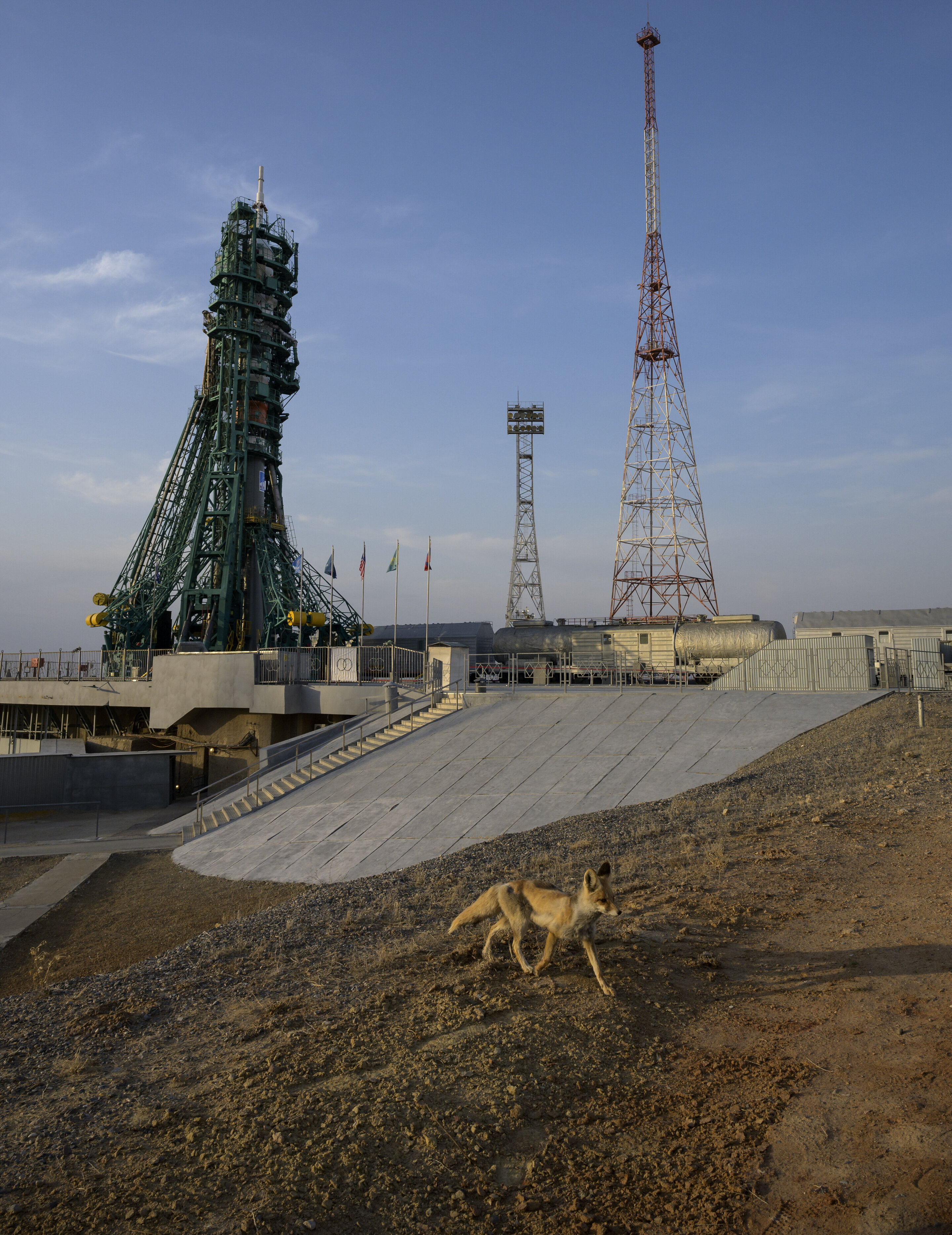 Three-man Soyuz flight honouring Gagarin blasts off for ISS