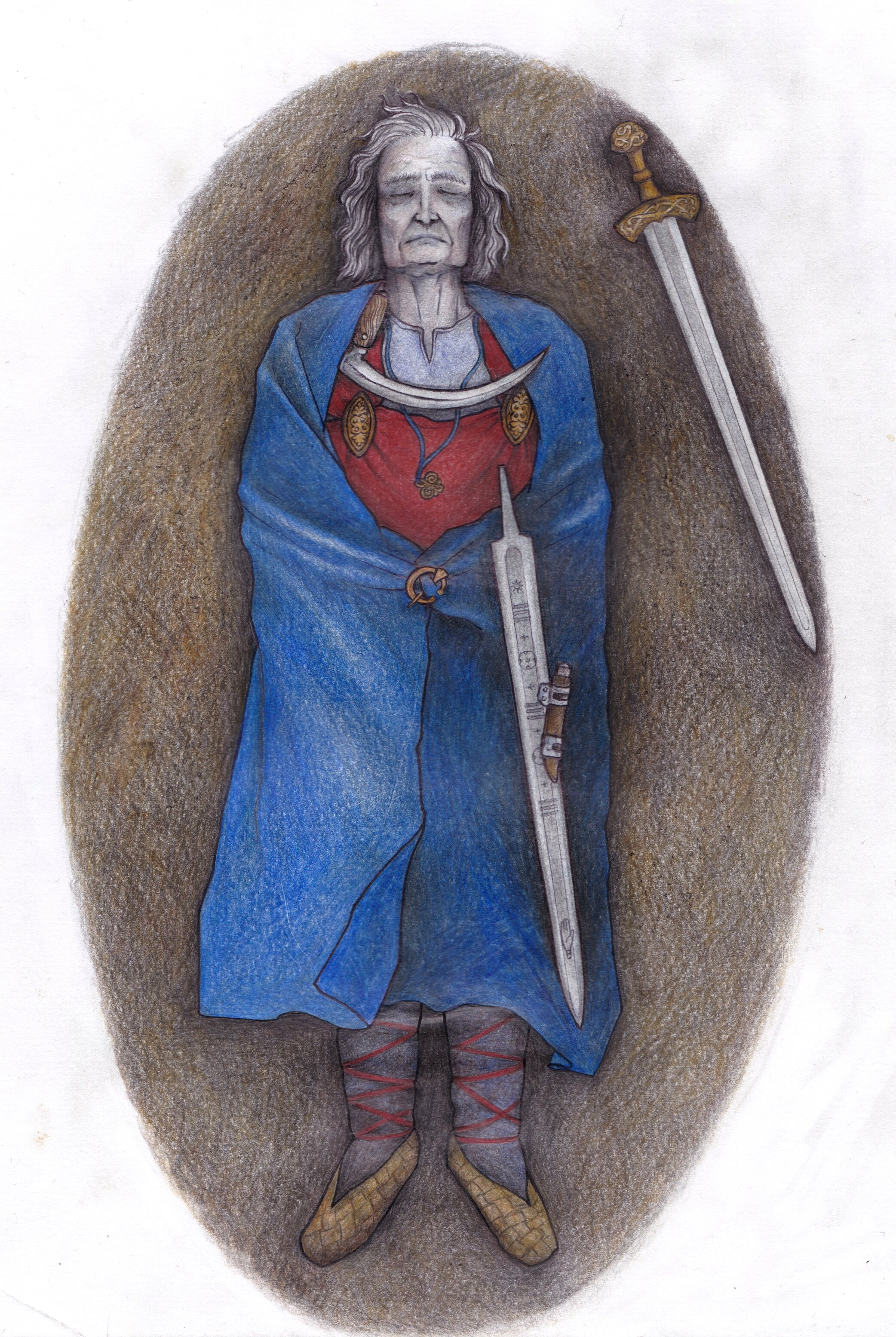 Weapon grave of Suontaka, Hattula in Finland reveals flexible gender roles in the early Middle Ages