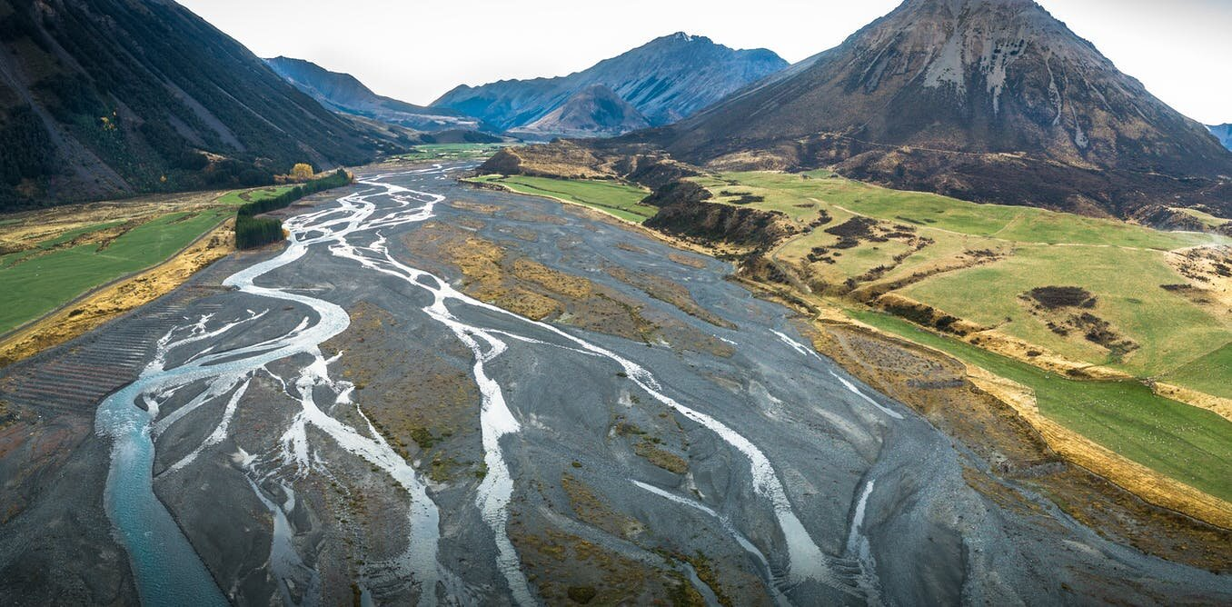 Why we should release New Zealand's strangled rivers to lessen the impact of future floods - Phys.org