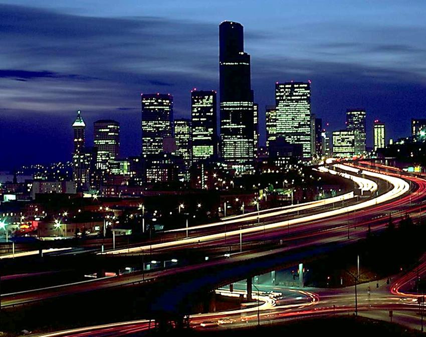 City Lights Make Air Pollution Worse