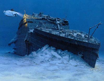 Titanic expedition