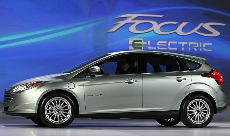 I M Not Charged By Ford S Focus Electric